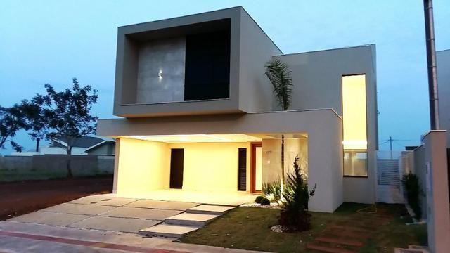 Arquitetura moderna, acabamento diferenciado