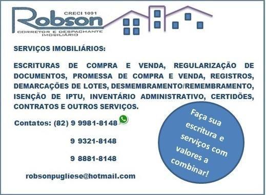Robson corretor e despachante imobiliàrio