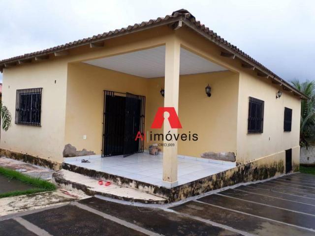 Casa residencial à venda, Portal da Amazônia, Rio Branco.