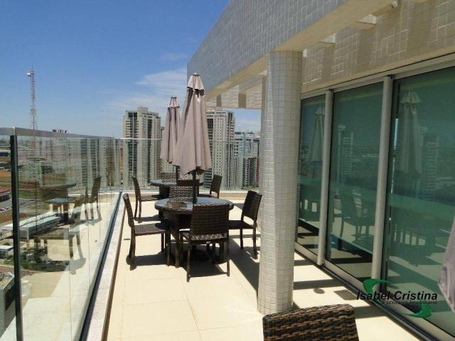 Apartamento 04 quartos sendo 04 suítes, 118 m2, no Ed. Le Ciel em Aguas Claras - DF