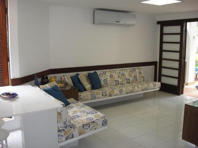 Apartamento Duplex Praia do Forte 151m² 2 suítes 2 vagas, decorado mobiliado - Foto 9