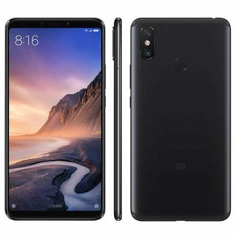 Smartphone mi max 3