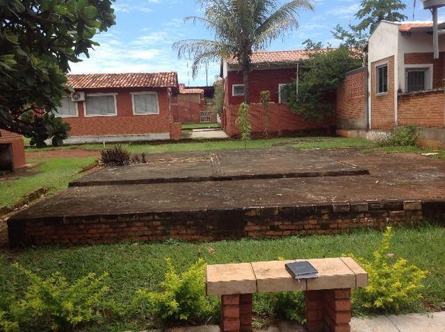 Lote condomínio fechado bem localizado e já uma base pronta vale a pena conferir - Foto 4