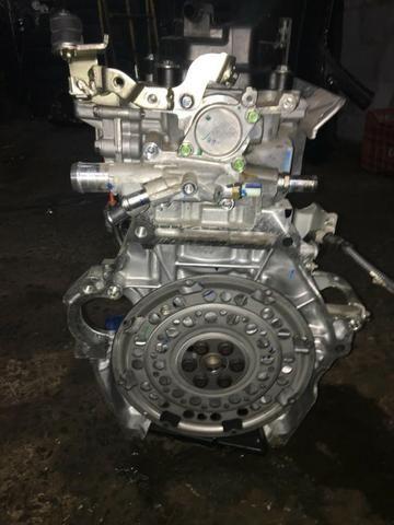 Motor parcial Honda Fit 1.5 2015 com nota - Foto 4