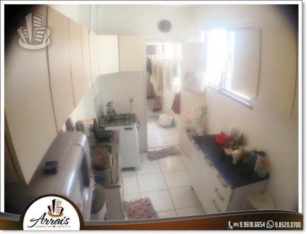 Apartamento residencial à venda, Benfica, Fortaleza. - Foto 6