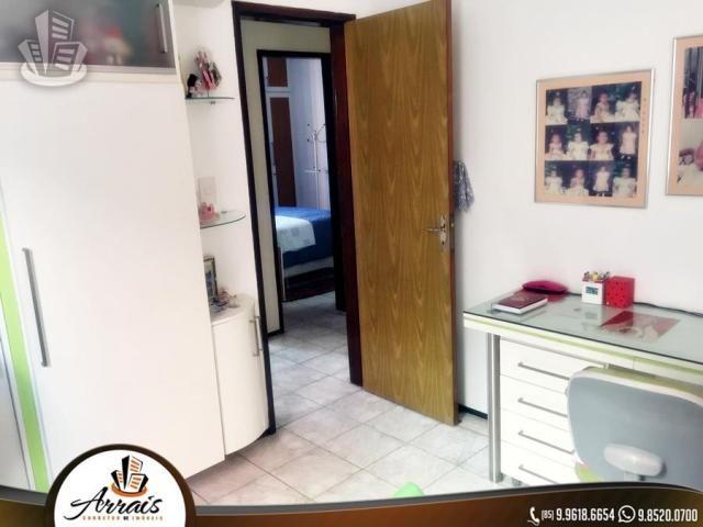 Apartamento residencial à venda, Vila União, Fortaleza. - Foto 7
