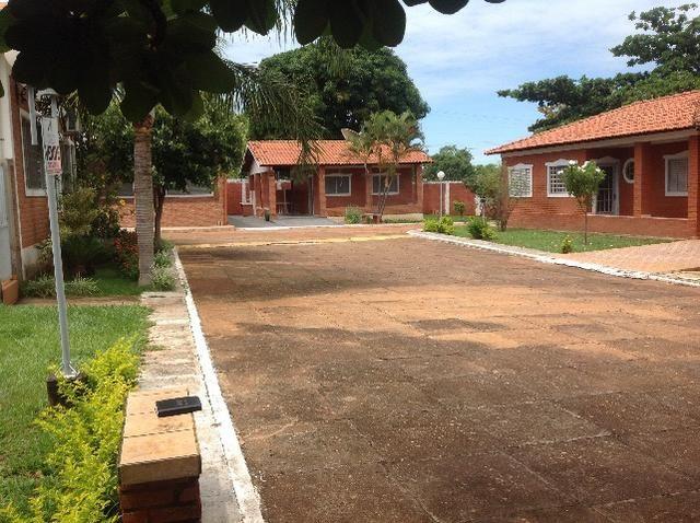 Lote condomínio fechado bem localizado e já uma base pronta vale a pena conferir - Foto 7