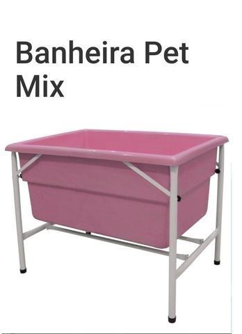Banheira , para seu banho e tosa , menor preço do mercado. - Foto 5