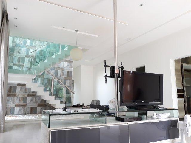 Casa moderna com área de lazer privativa em condomínio fechado   Oficial Aldeia Imóveis - Foto 6
