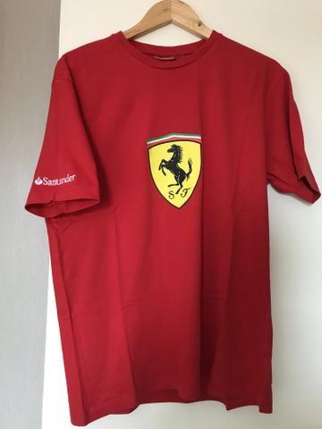 4b247f1005aab Camiseta Ferrari - Oficial - Roupas e calçados - Jardim Santa Emília ...