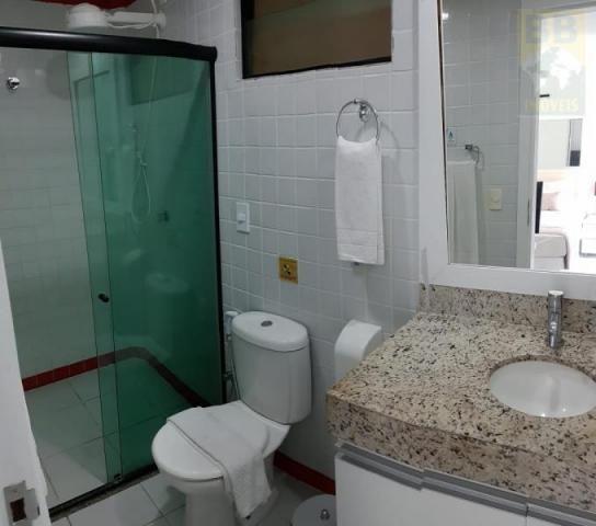 Flat para venda em natal, ponta negra, 1 dormitório, 1 banheiro, 1 vaga - Foto 7