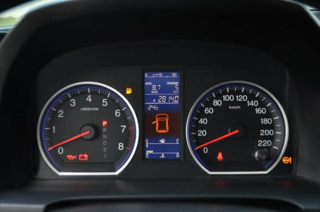 Honda Cr-v Exl 2.0 16v 4wd 2011 Gasolina - Foto 7