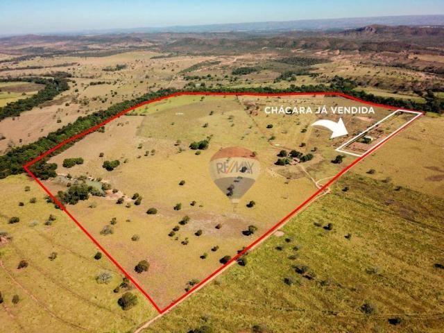 4 chácaras de 4 de hectares à venda por de r$ 320.000,00 cada em unaí/mg - Foto 6
