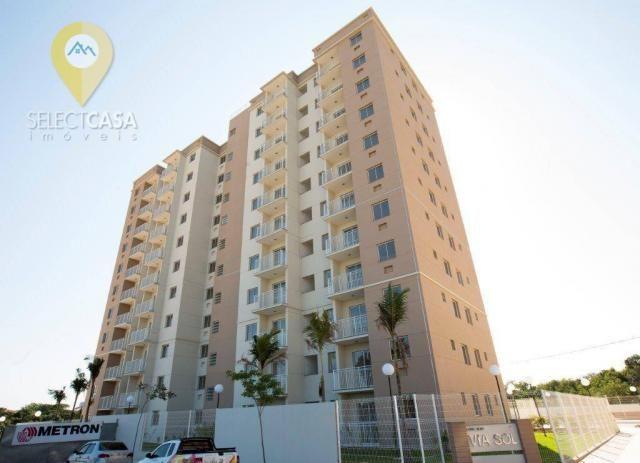 Lindo apartamento em morada de laranjeiras 2 quartos - Foto 5