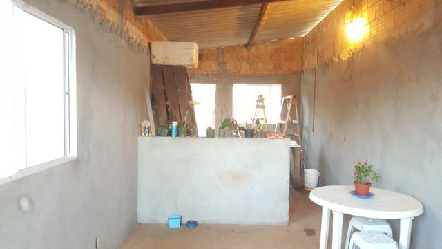 Casa 3 Qtos, Suite, Falta Acabamento, B. Morro da Cruz - Foto 2