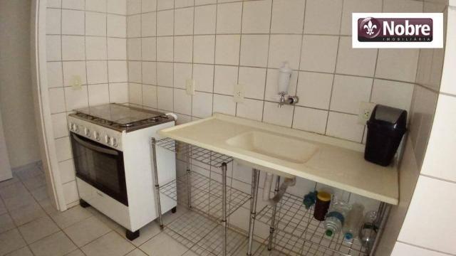 Apartamento para alugar, 68 m² por r$ 1.050,00/mês - plano diretor norte - palmas/to - Foto 18