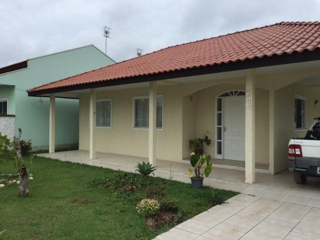 Linda Casa da Praia com Piscina 5 quartos em Itapoá- SC - Foto 2