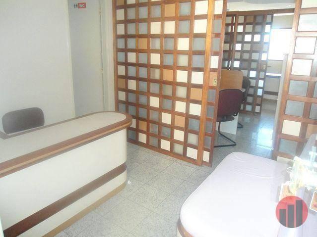 Sala para alugar, 30 m² por R$ 1.200,00 - Aldeota - Fortaleza/CE - Foto 8