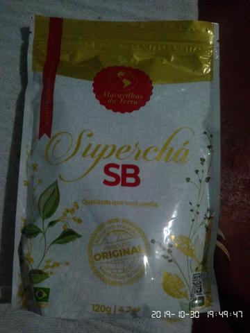 Chá sb emagreça com saúde - Foto 2