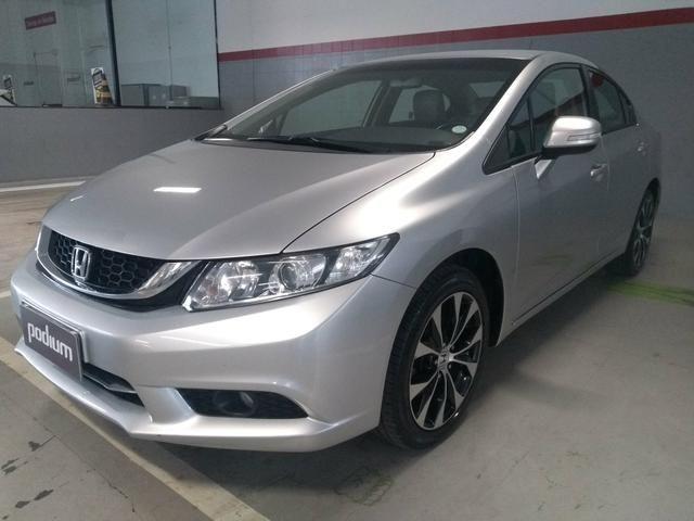 Honda Civic LXR AT 14/15 - Foto 4