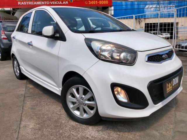 KIA PICANTO 2013/2013 1.0 EX 12V FLEX 4P MANUAL - Foto 4