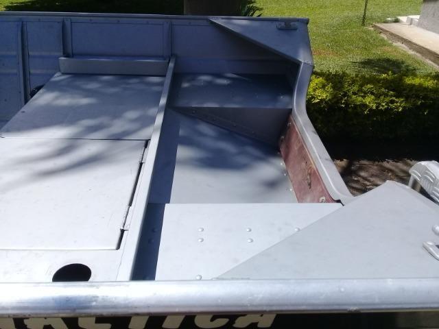 Barco de alumínio - Foto 7
