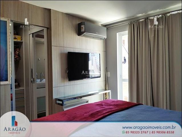 Apartamento à venda, 106 m² por r$ 850.000,00 - aldeota - fortaleza/ce - Foto 12