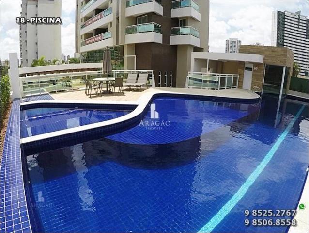 Apartamento à venda, 124 m² por r$ 1.150.000,00 - meireles - fortaleza/ce