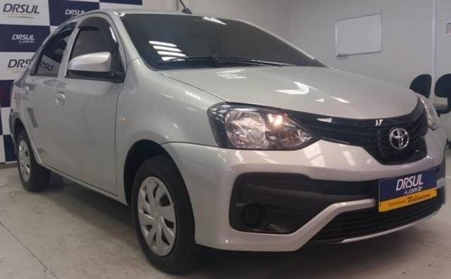 Toyota Etios X VSC 1.5 AT 4P - Foto 2