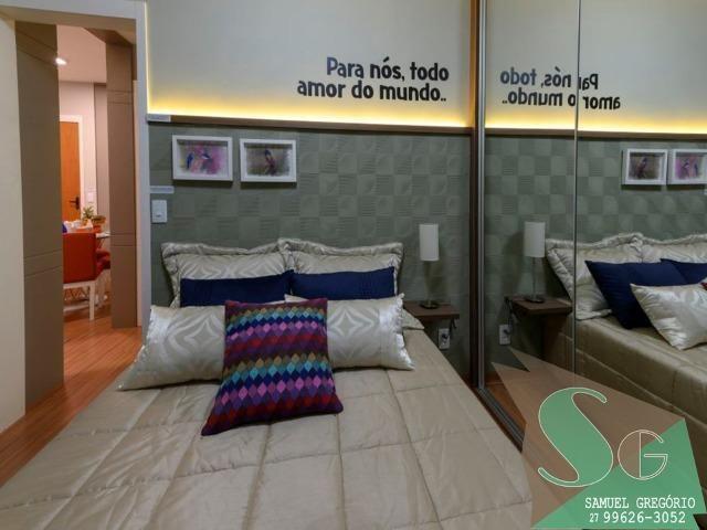 SAM - 34 - Vista da Reserva Condomínio clube - 2 quartos - Camará - Serra, ES - Foto 3