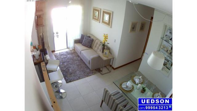UED-53 - Apt° 3 quartos com suíte em colina de laranjeiras serra - Foto 19