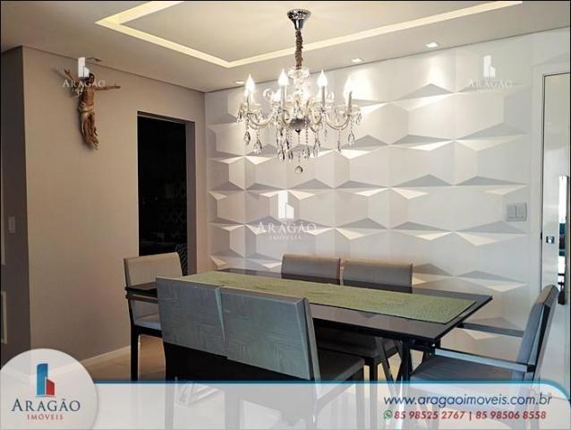 Apartamento à venda, 106 m² por r$ 850.000,00 - aldeota - fortaleza/ce - Foto 5