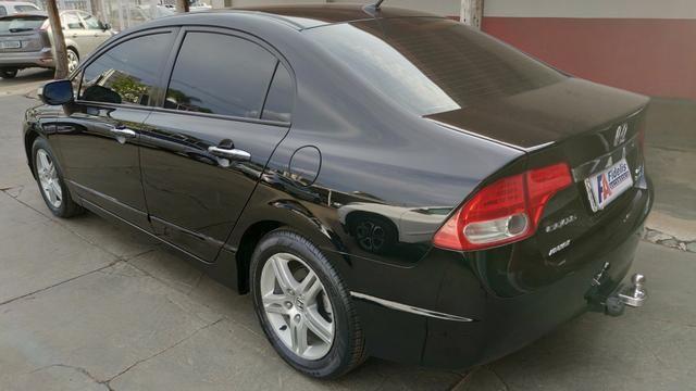 Honda civic exs 1.8 flex at 2008 - Foto 4