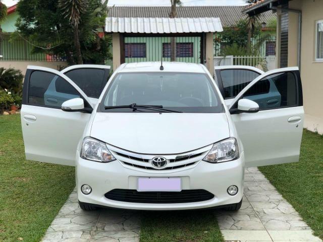 Toyota Etios Hb XLS 1.5 Automático - Foto 3
