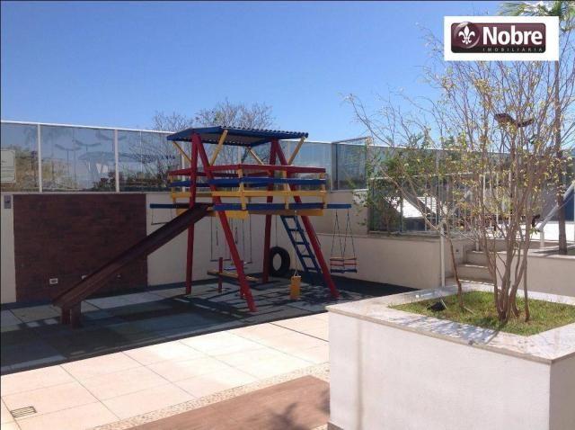 Apartamento com 4 dormitórios para alugar, 151 m² por r$ 3.805,00/mês - plano diretor sul  - Foto 10