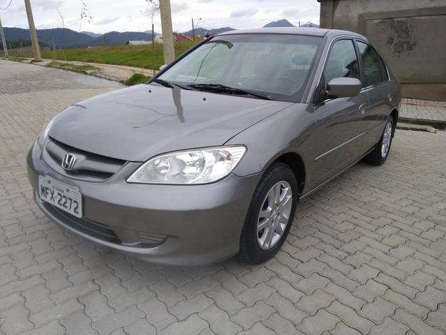 Honda Civic LXL automático - Foto 4