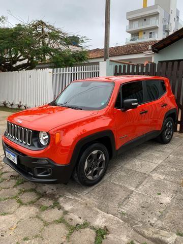 Jeep Renegade 1.8 Sport Automático 2016
