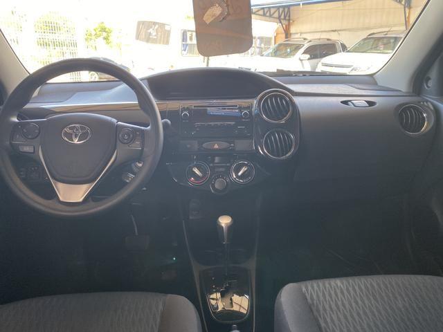 Etios Sedan X Plus 1.5 Automático - Foto 4
