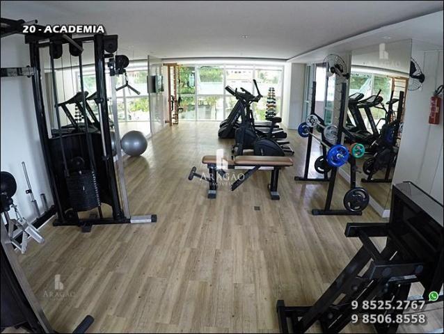Apartamento à venda, 124 m² por r$ 1.150.000,00 - meireles - fortaleza/ce - Foto 20