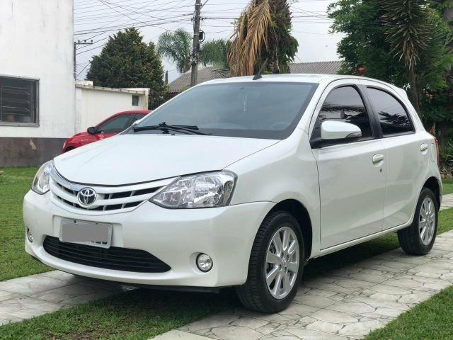 Toyota Etios Hb XLS 1.5 Automático - Foto 9