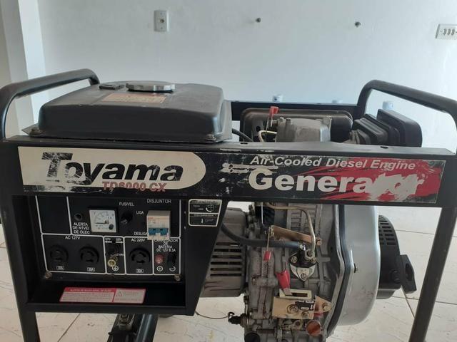 Motor toyama diesel - Foto 2