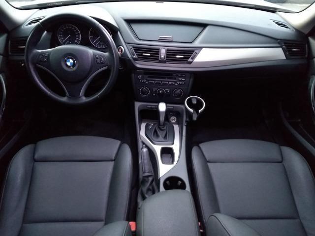 Bmw X1 2.0 Sdrive, Automatica, Pneus Novos, Extra, 2011 - Foto 7