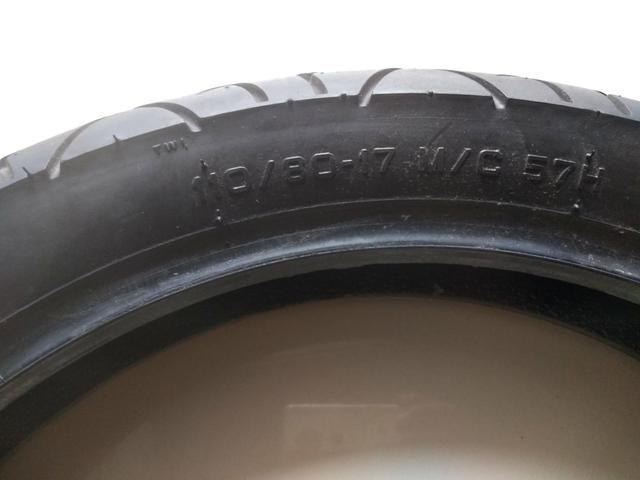 Pneu Pirelli Sport Demon 110/80-17 - Foto 6