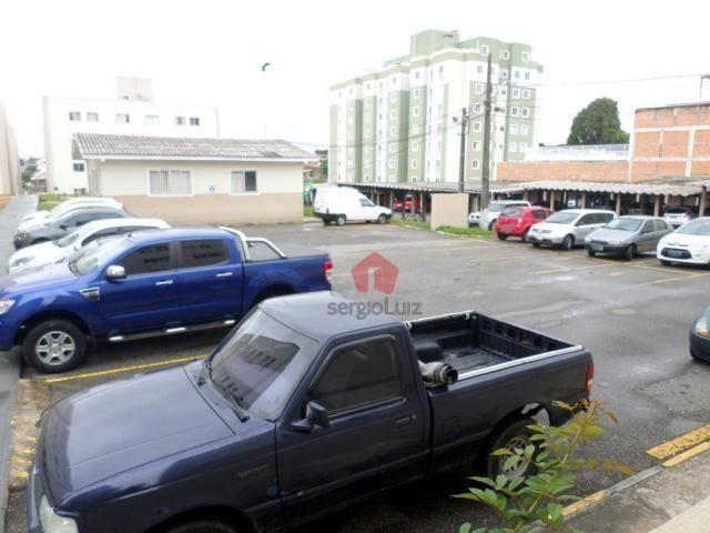 Apartamento com 02 dormitórios para locação no bairro Capão Raso - Curitiba/PR - Foto 11