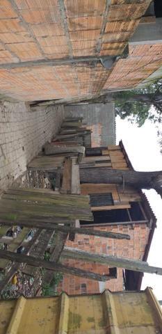Terreno *BARBADA* (Com casa) FREI DAMIÃO