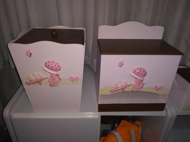 Berço portátil Voyage + Kit Higiene para Bebê - Foto 3