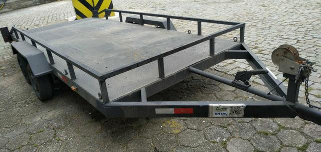 Reboque plataforma - Foto 2
