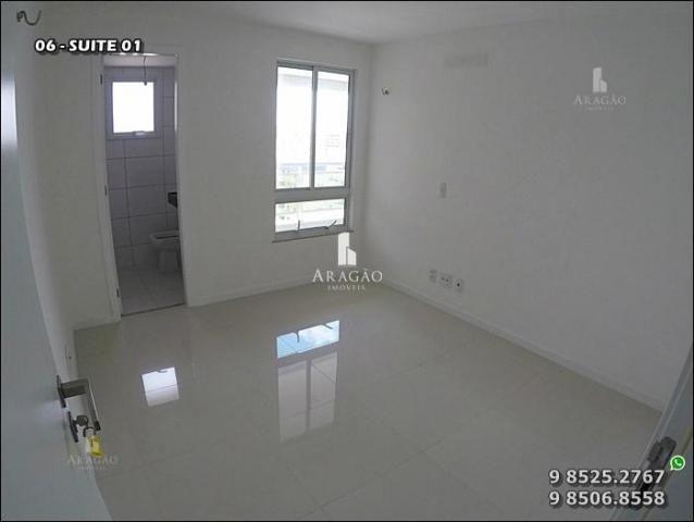 Apartamento à venda, 124 m² por r$ 1.150.000,00 - meireles - fortaleza/ce - Foto 8