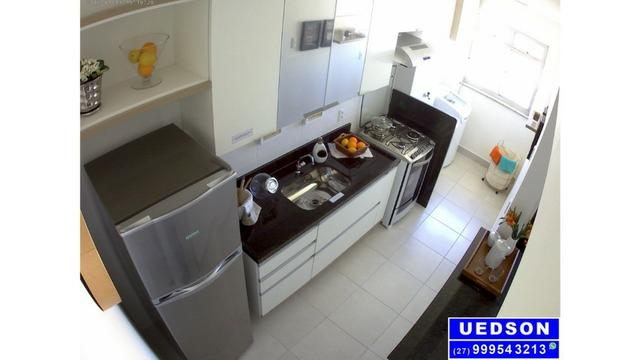UED-53 - Apt° 3 quartos com suíte em colina de laranjeiras serra - Foto 5