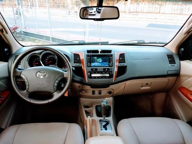 Toyota Hilux SW4 2011 D4-D 4x4 3.0 AUT Diesel 7 Lugares(EXTRA) - Foto 16